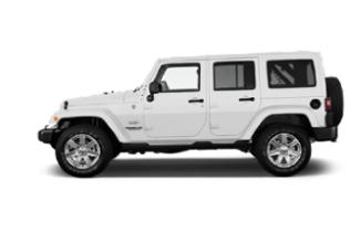 Jeep 4×4 (hardtop)