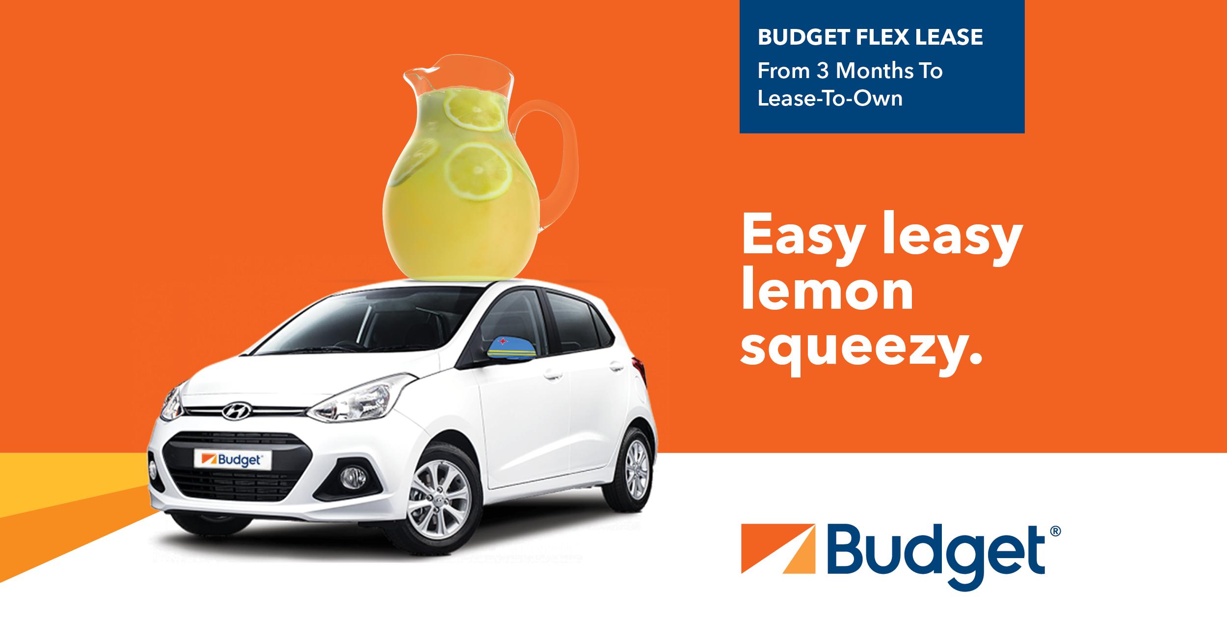 Flex Lease - car rental
